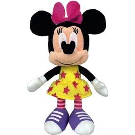 Minnie egér Disney plüssfigura csillagos ruhában - 25 cm Itt egy ajánlat található, a bővebben gombra kattintva, további információkat talál a termékről.