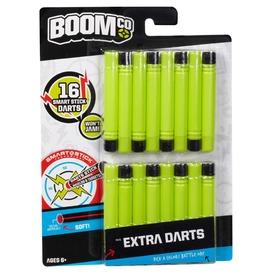 Boom Co 16 darabos extra lövedék készlet - többféle Itt egy ajánlat található, a bővebben gombra kattintva, további információkat talál a termékről.