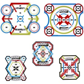 Boom Co céltábla készlet Itt egy ajánlat található, a bővebben gombra kattintva, további információkat talál a termékről.