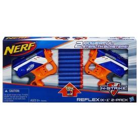 NERF N-Strike Elite Reflex kétszemélyes pisztoly készlet Itt egy ajánlat található, a bővebben gombra kattintva, további információkat talál a termékről.