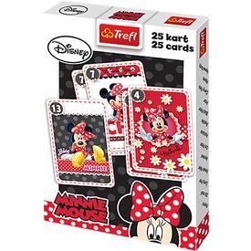 Minnie egér Fekete Péter mini kártya Itt egy ajánlat található, a bővebben gombra kattintva, további információkat talál a termékről.