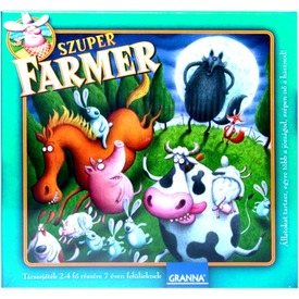Granna - Szuper Farmer extra társasjáték  Itt egy ajánlat található, a bővebben gombra kattintva, további információkat talál a termékről.