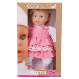 Emma puha fésülhető baba - 41 cm, többféle Itt egy ajánlat található, a bővebben gombra kattintva, további információkat talál a termékről.