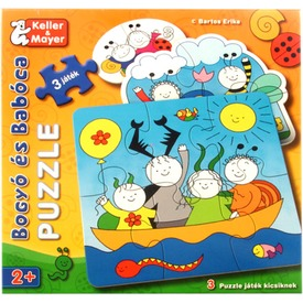 Bogyó és Babóca puzzle Itt egy ajánlat található, a bővebben gombra kattintva, további információkat talál a termékről.