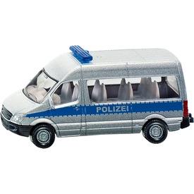 Siku: Mercedes-Benz Sprinter rendőr furgon 1:87 Itt egy ajánlat található, a bővebben gombra kattintva, további információkat talál a termékről.
