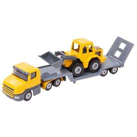 SIKU Scania kamion markolóval 1:87 - 1616