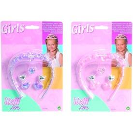 Steffi Girls gyöngy hajráf, gyűrű és fülbevaló Itt egy ajánlat található, a bővebben gombra kattintva, további információkat talál a termékről.