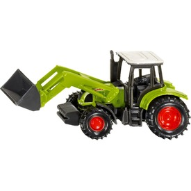 SIKU Claas Ares traktor markolóval 1:87 - 1335