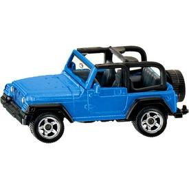 Siku: Jeep Wrangler terepjáró 1:55