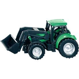 Siku: Deutz-Fahr markolós traktor 1:72 Itt egy ajánlat található, a bővebben gombra kattintva, további információkat talál a termékről.