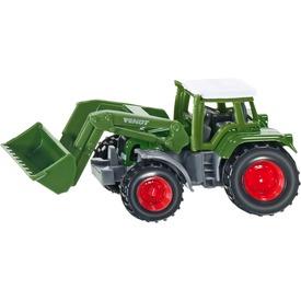 SIKU Fendt traktor markolóval 1:87 - 1039
