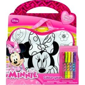 Minnie egér kifesthető táska Itt egy ajánlat található, a bővebben gombra kattintva, további információkat talál a termékről.