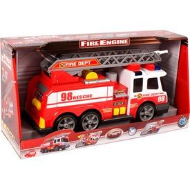 Elemes tűzoltó autó - 42 cm