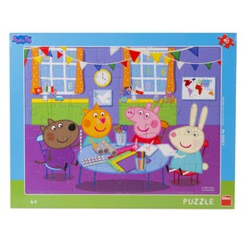 Puzzle 40 db - Peppa malac