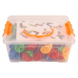 Műanyag 60 darabos építőjáték dobozban Itt egy ajánlat található, a bővebben gombra kattintva, további információkat talál a termékről.