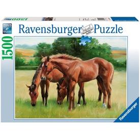 Legelésző lovak 1500 darabos puzzle Itt egy ajánlat található, a bővebben gombra kattintva, további információkat talál a termékről.