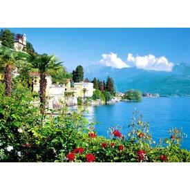 Maggiore-tó 1500 darabos puzzle Itt egy ajánlat található, a bővebben gombra kattintva, további információkat talál a termékről.