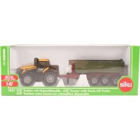Siku: JCB traktor utánfutóval 1:87 - 1855 Itt egy ajánlat található, a bővebben gombra kattintva, további információkat talál a termékről.