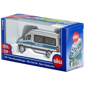 SIKU: Mercedes Sprinter rendőrfurgon 1:50 - 2313 Itt egy ajánlat található, a bővebben gombra kattintva, további információkat talál a termékről.