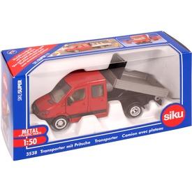 Siku: Mercedes-Benz teherautó 1:50 - 3538 Itt egy ajánlat található, a bővebben gombra kattintva, további információkat talál a termékről.