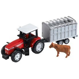 Traktor +állatszállító Itt egy ajánlat található, a bővebben gombra kattintva, további információkat talál a termékről.