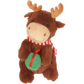 Rénszarvas sállal karácsonyi plüssfigura - 22 cm Itt egy ajánlat található, a bővebben gombra kattintva, további információkat talál a termékről.