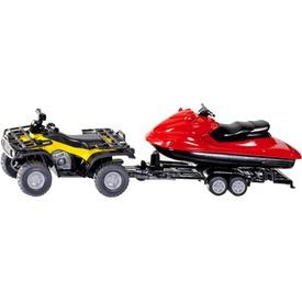 SIKU: Quad és Jet-Ski 1:50 - 2314