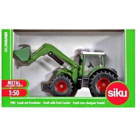SIKU Fendt traktor markolóval 1:50 - 1981