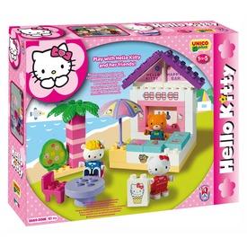 Hello Kitty strand bár 41 darabos építőjáték Itt egy ajánlat található, a bővebben gombra kattintva, további információkat talál a termékről.