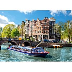 Amszterdami túra 1000 darabos puzzle