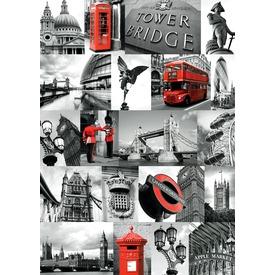 Puzzle 1000 db - London Itt egy ajánlat található, a bővebben gombra kattintva, további információkat talál a termékről.