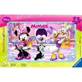 Minnie egér 15 darabos puzzle Itt egy ajánlat található, a bővebben gombra kattintva, további információkat talál a termékről.
