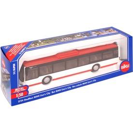 Siku: MAN városi busz 1:50 - 3734 Itt egy ajánlat található, a bővebben gombra kattintva, további információkat talál a termékről.
