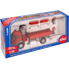 SIKU: Mercedes Atego darus teherautó 1:50 - 3534 Itt egy ajánlat található, a bővebben gombra kattintva, további információkat talál a termékről.
