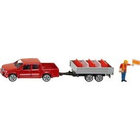 Pick-up utánfutóval Itt egy ajánlat található, a bővebben gombra kattintva, további információkat talál a termékről.