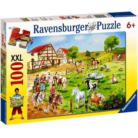 Póniudvar 100 darabos XXL puzzle Itt egy ajánlat található, a bővebben gombra kattintva, további információkat talál a termékről.