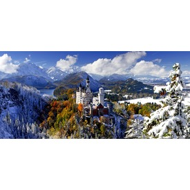 Neuschwanstein-i kastély 2000 darabos puzzle Itt egy ajánlat található, a bővebben gombra kattintva, további információkat talál a termékről.