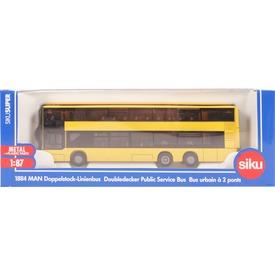 MAN emeletes busz 1:87 - 1884 Itt egy ajánlat található, a bővebben gombra kattintva, további információkat talál a termékről.