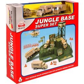 Dzsungel bázis Itt egy ajánlat található, a bővebben gombra kattintva, további információkat talál a termékről.