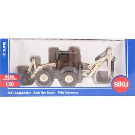 SIKU: Terex markolós traktor 1:50 - 3531 Itt egy ajánlat található, a bővebben gombra kattintva, további információkat talál a termékről.