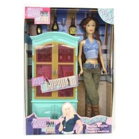 City Girl baba konyhaszekrénnyel - 30 cm Itt egy ajánlat található, a bővebben gombra kattintva, további információkat talál a termékről.