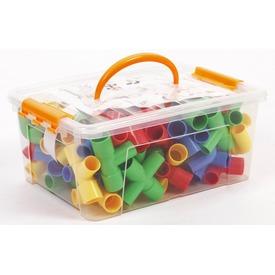 Műanyag 20 darabos építőjáték csövekkel Itt egy ajánlat található, a bővebben gombra kattintva, további információkat talál a termékről.