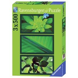 Zöld hangulat 3 x 500 darabos puzzle Itt egy ajánlat található, a bővebben gombra kattintva, további információkat talál a termékről.