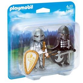 Playmobil Páncélos lovagok készlet 6847