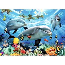 Delfinek 300 darabos XXL puzzle Itt egy ajánlat található, a bővebben gombra kattintva, további információkat talál a termékről.