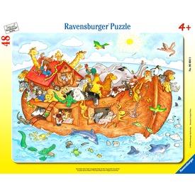 Noé bárkája 48 darabos puzzle