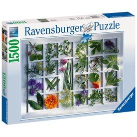Zöldfűszerek 1500 darabos puzzle Itt egy ajánlat található, a bővebben gombra kattintva, további információkat talál a termékről.