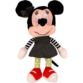 Minnie egér Disney plüssfigura kötényben - 25 cm