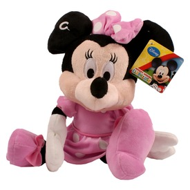 Minnie egér Disney plüssfigura - 35 cm Itt egy ajánlat található, a bővebben gombra kattintva, további információkat talál a termékről.