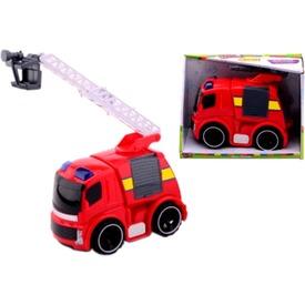 Tűzoltó autó hanggal és fénnyel - 22 cm, többféle Itt egy ajánlat található, a bővebben gombra kattintva, további információkat talál a termékről.